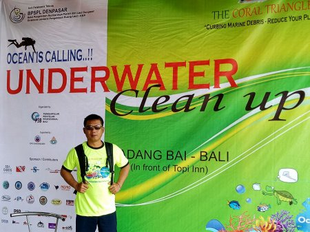 World Oceans Day. Padang Bay, 08-06-2017